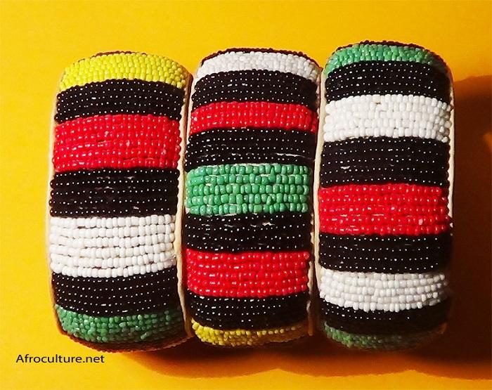 Bracelet Massai -bijoux africains - bracelets africains-bracelets ethniques