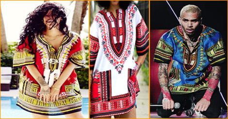 Dashiki - chemise dashiki