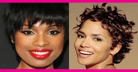 coupe courte femme noire et métisse short hairstyle black woman