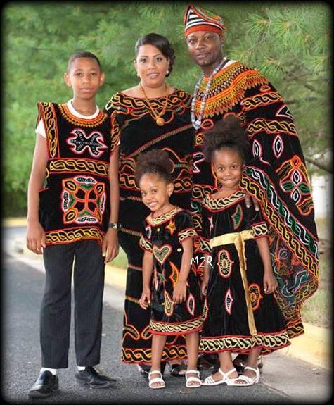 tenue traditionelle - Toghu (4)