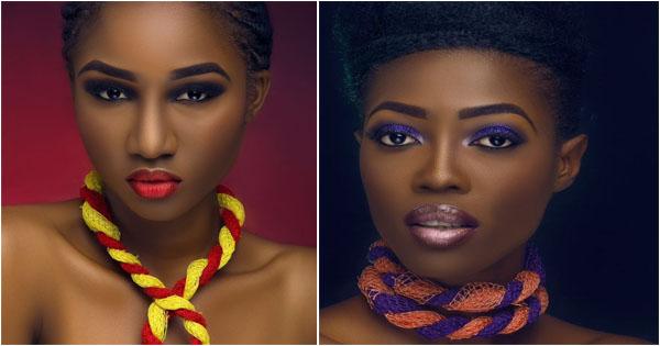 Maquilleuse artistique Chisorom Okere
