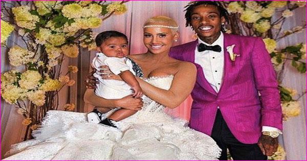 hvor lenge har Amber Rose og Wiz Khalifa vært dating