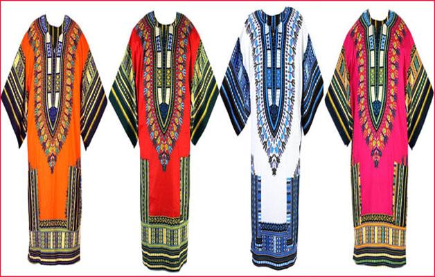 T-shirt Dashiki adiss abeba homme