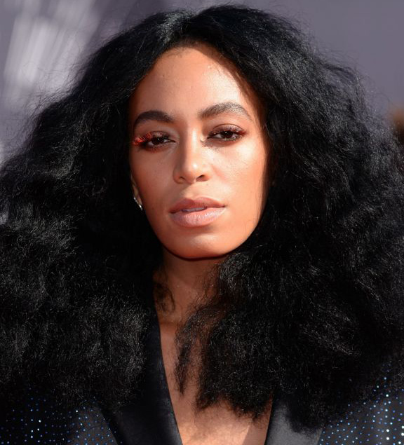 cils colorés solange knowles