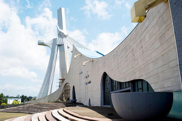 cathédrale saint-paul abidjan