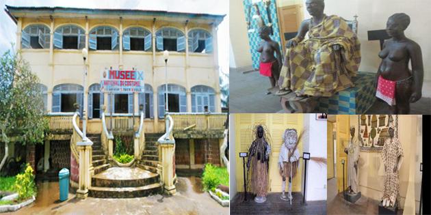 musée du costume côte d'ivoire