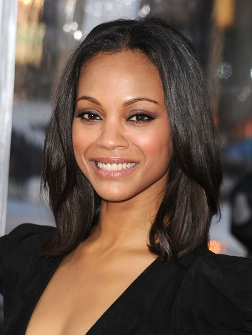 hairstyles-for-black-women-with-medium-straight-hair