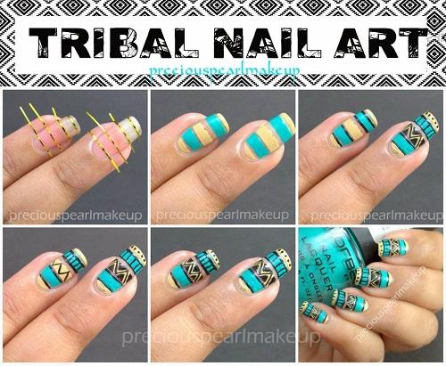 tribal-nail-art-tutorial-preciouspearlmakeup