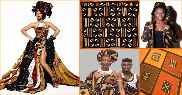 Bogolan Traditional Clothes Of Mali African Clothing Afroculture Net
