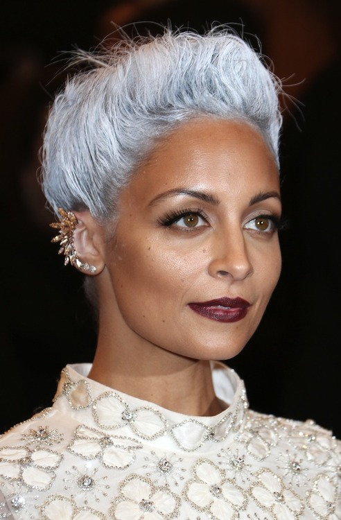 Mandatory Credit: Photo by Matt Baron/BEI / Rex Features (2320892hy) Nicole Richie Costume Institute Gala Benefit celebrating the Punk: Chaos To Couture exhibition, Metropolitan Museum of Art, New York, America - 06 May 2013