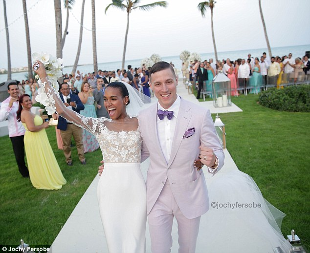just_wed_arlenis_sosa_and_donnie_mcgrath_