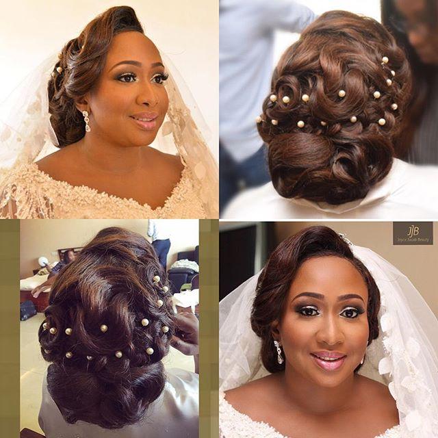 10 Black Women S Bridal Hairstyles Black Hair Afroculture Net