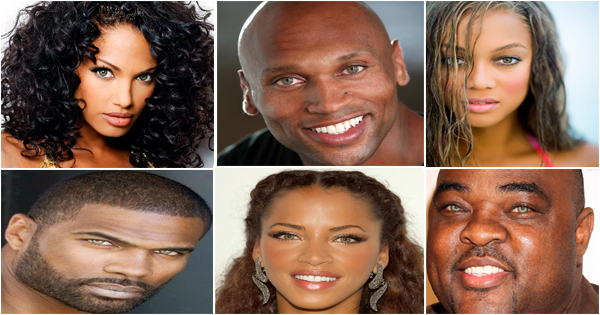 Black Celebrities With Green Eyes Afroculture Net