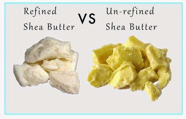 beurre-de-karite-raffine-et-non-raffine