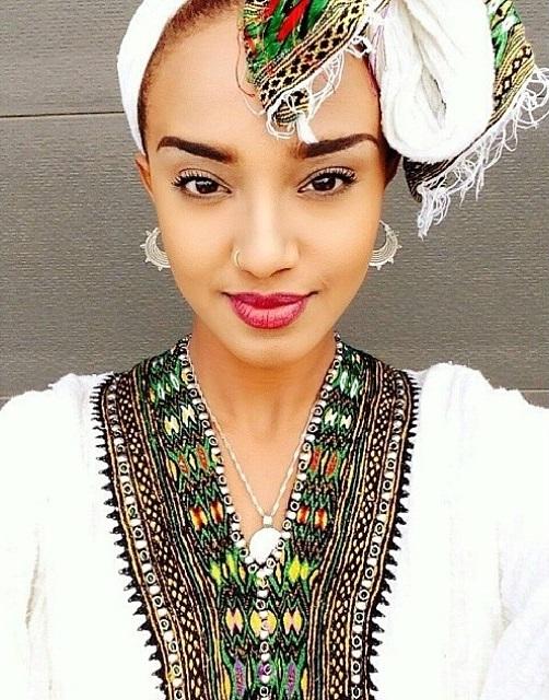 femme-ethiopienne