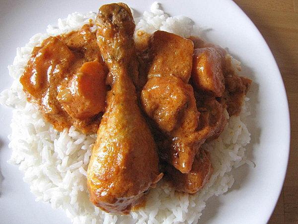 poulet-arachide