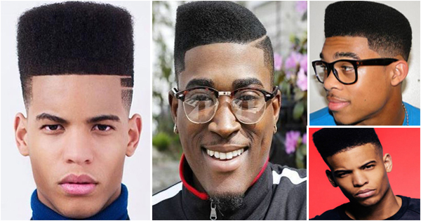Flat Top Hairstyles For Black Men Afroculture