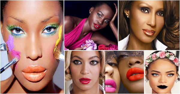 11 meilleures marques de maquillage des peaux noires et