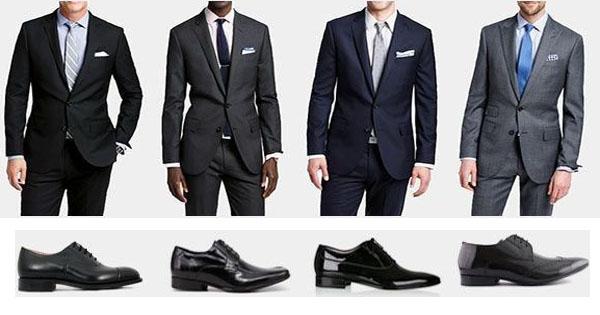 Quelles Chaussures Portées Avec Un Costume Homme