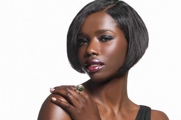 Coupe au carré - coiffure femme noire et métisse - Afroculture.net