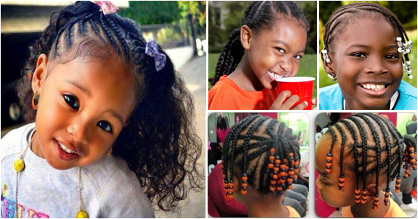 Phenomenal Cornrows Hairstyles For Black Baby Girls Kids Hairstyles Schematic Wiring Diagrams Amerangerunnerswayorg