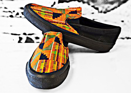 kente-shoes