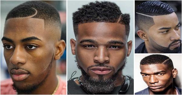 Étonnant Raie sur le côté – coiffure homme noir et métis – Afroculture.net GP-22