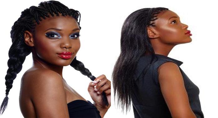 Tresses Piquees Lachees Coiffure Femme Noire Metisse Afroculture Net