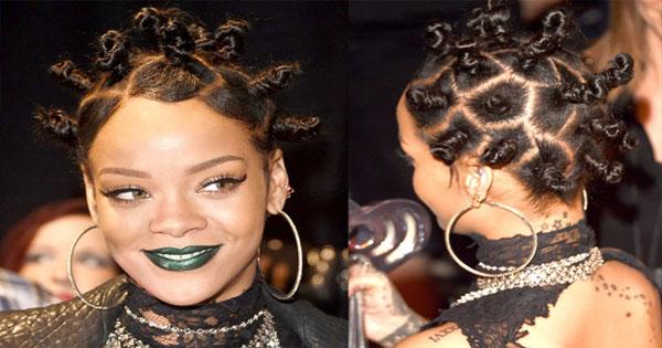 Bantu Knots Hairstyles For Black Women Afroculture Net