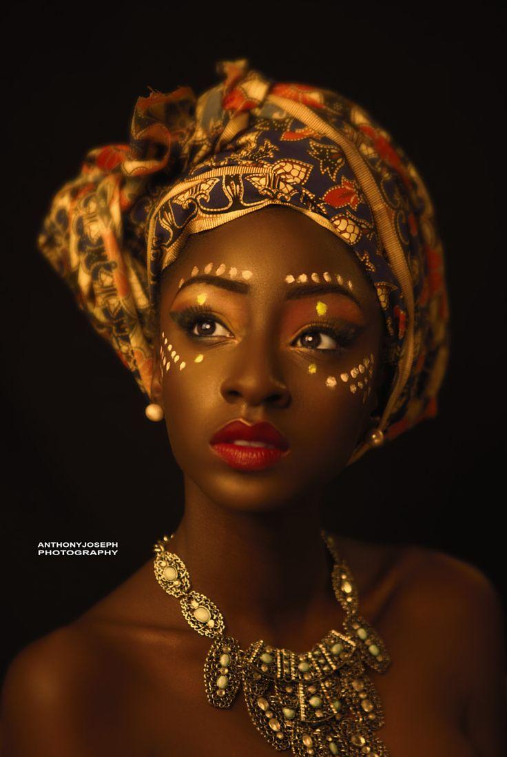 Tribal Makeup Fashion Trend