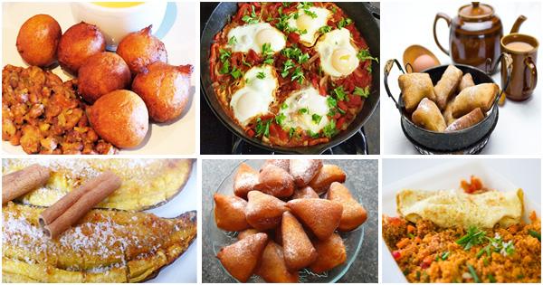 Popular African Breakfasts Afroculture Net