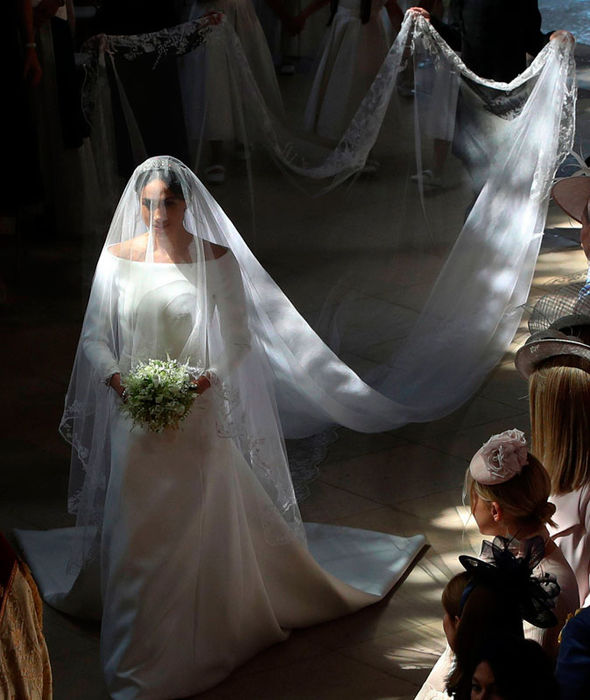 Royal Wedding Of Prince Harry And Meghan Markle. Love Is