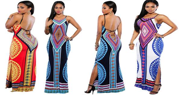 Robes De Soirée Robe De Mariée Tenue Africaine
