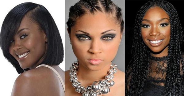 10 Coiffures Pour Femmes Noires Et Metisses Afroculture Net