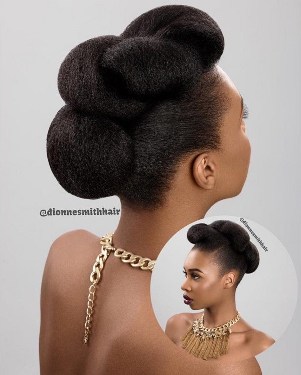 Afro Hair 4 Ideas For Natural Wedding Hairstyles For Women Afroculture Net