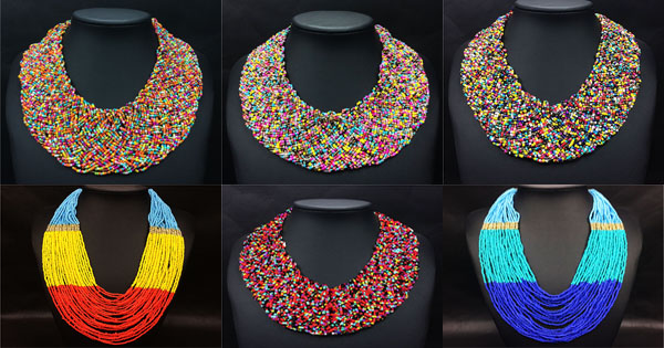 collier perle haiti