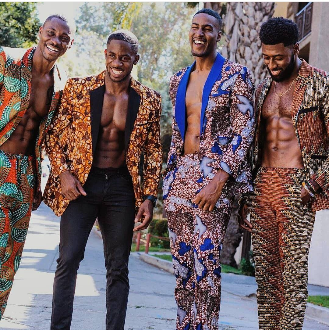 Nigerian Men S Traditional Clothing African Elegance Afroculture Net