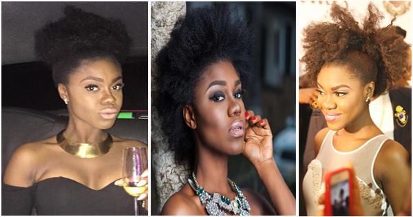 Sensational Becca 10 Natural Hairstyles Of The Ghanaian Singer Afroculture Net Schematic Wiring Diagrams Amerangerunnerswayorg
