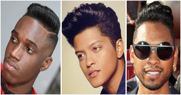 Pompadour Hairstyle For Black Men Afroculture Net