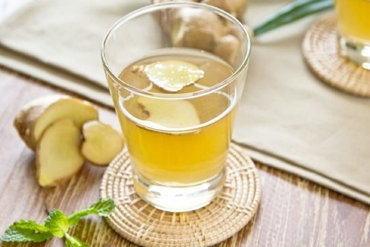 11 benefits of ginger juice | Exotic drink – Afroculture.net