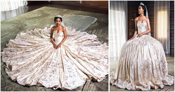 Turquoise Couture Presents The 2020 Victorian Bride Wedding Dress Collection Afroculture Net